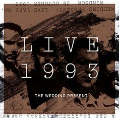 Wedding Present - The Wedding Present Live 1993 Come Play With Me, Buy Music, News Studio, Tower Records, Japan Travel, Live, Album Covers, Presents, Trout