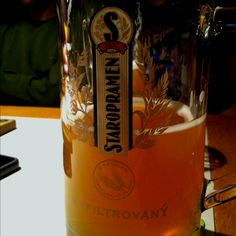 Staropramen Not-filtered