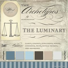 Melissa Bolton's archetypes in branding | The Luminary | Sage | Contemplative | Philosopher | Thinker | Teacher | Advisor