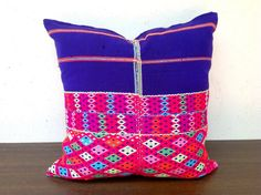 Hand Woven Decorative Pillow Made Of Tradition by orientaltribe11, $45.00 free shipping worldwide