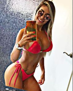 Instagram media by fernandaa_pedrosa - De hoje  Look lindo @by_fitness_  #FitGirl #Fitness #BrazilianModel #ProjetoVerão #Blessed➕ #TáResolvidoSim✔️