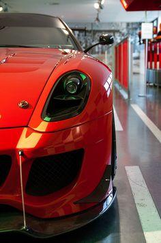 599XX @ Ferrari Museum | Flickr - Photo Sharing!