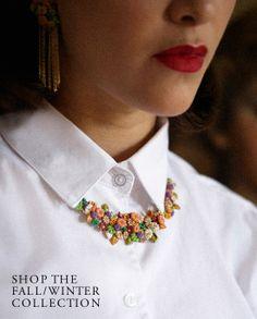 #LesNéréides #Paris -#Designers of #Luxury #CostumeJewelryShop on #www.lesnereides-usa.com