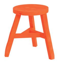 tom dixon fluoro offcut stool