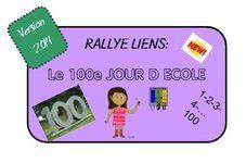 * La fête du 100 ème jour d'école 2014 - ★Meroute en clis★