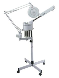 2 in 1 Ozone Facial Steamer & Mag Lamp Combo  http://www.allbeautysecret.com/2-in-1-ozone-facial-steamer-mag-lamp-combo/