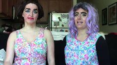 Makeup Tutorial with Tina and Pam