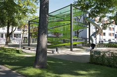 11-A24-Payground-with-jungle-gym « Landscape Architecture Works | Landezine