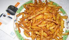 W Mojej Kuchni Lubię.. : chrupiące paprykowe frytki z nutą pizzy prawie bez...
