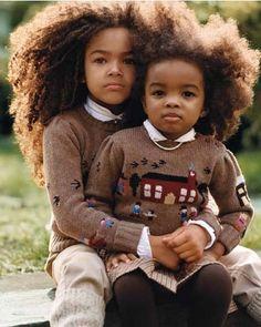 Afro, big hair, natural hair, barbie, kids, afro. beautiful hair, nappy hair ♥, thick hair. Healthy hair, textured hair, curly hair.