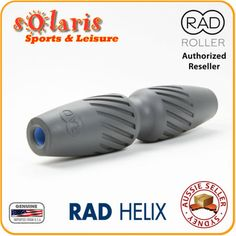 RAD-HELIX-Foam-Roller-Muscular-Release-Toxins-Flushing-Tool-Pain-Relief-Massager