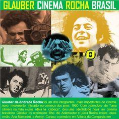 O cinema de Glauber de Andrade Rocha