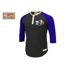 4f38319db38 Jumpball Henley - Tailored - Mitchell  amp  Ness  50.00 Nba Shirts