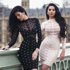 #twinning with @klaudiabadura wearing @wantmylook photo by @the.banker