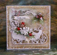 Dorota_mk: Bo Święta tuż tuż :)