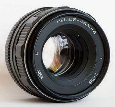 HELIOS 44M-4 M42 58mm f/2.0 Soviet Lens for Zenit Pentax #Zenit