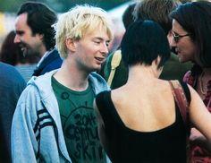 Thom Yorke - Radiohead - Reading 1994