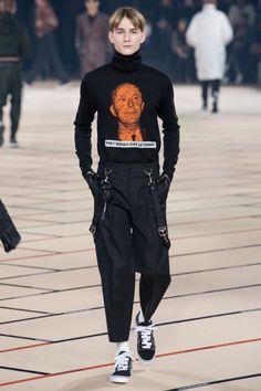 Dior Homme коллекция | Коллекции осень-зима 2017/2018 | Париж | VOGUE