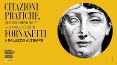 Una mostra di Fornasetti a Palazzo Altemps, dal 16 dicembre 2017 al 6 maggio 2018 - Visit italiameravigliosa.org