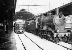 Utrecht Centraal in 1938