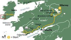 Wandern in Kerry - Irlands sagenhafter Südwesten
