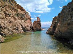 TOSSA DE MAR: Platja de la Mar Menuda, la Punta de Sa Llonga