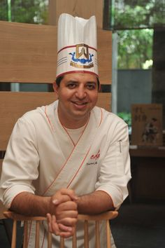 With The Raindrop Cake Chef Kamlesh Joshi Is Breaking All The Rules In Japanese Food - http://explo.in/1sx7Dkc #Banaglore #Restaurants