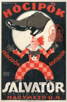 hócipők, sárcipők, javitások - Salvator Kötszergyár R.T., 1924