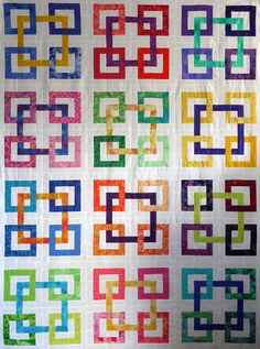 Quilt Pattern Giveaway Get rid of most of the blocks, keep four of them, the center in the bottom row, than the next row, diagonally from left to right to the top of the quilt.