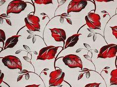 Victoria Ruby Fabric