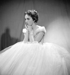 "Julie Andrews ~ in ""Cinderella"", 1957                                                                                                                                                     More"