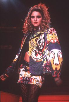 You've got style #Madonna