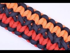 Beginner Paracord: How to Make a Trilobite Paracord Bracelet Tutorial (Paracord 101) Tutorial - YouTube