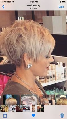 Shop Now>>Invisible Seamless Head Bangs Reissue Wig Short Sassy Haircuts, Pixie Haircut For Thick Hair, Short Shag Hairstyles, Short Haircut Styles, Short Hairstyles For Women, Hairstyles Haircuts, Pixie Haircuts, Very Short Hair, Short Hair With Layers