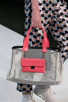 Emporio Armani   Vogue's Designer bag details for 2018/2019 #luxurydotcom