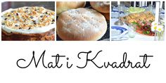 Mat i kvadrat Herb Bread, Garlic Bread, Baked Camembert, Camembert Cheese, Filipino Recipes, Filipino Food, Red Bean Paste, Wild Garlic, Red Beans
