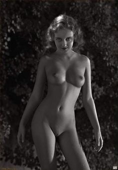 Shaved and nude Bette Davis