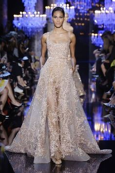 Bridal Inspiration: Couture, a/w 2014 | ELLE UK