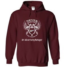 Advertising Manager J01 T-Shirts, Hoodies. ADD TO CART ==► https://www.sunfrog.com/LifeStyle/Advertising-Manager-J01-2972-Maroon-Hoodie.html?id=41382