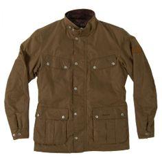 259f898525d02 Barbour Duke Wax Jacket Bark - Mens Jackets from Attic Clothing UK
