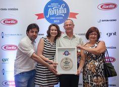 Encerramento do Prêmio Receitas de Família 2015 reúne chefs e convidados em São Paulo