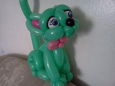 ▶ how to make balloon kitty cat..gato o gatito paso a paso video 1/3 - YouTube