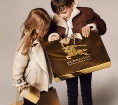 @burberry winter 2014 festive campaign #christmas #beige #kidsfashion #burberry #fallwinter2014 #FW14 #children #kids #childrenwear #kidswear #kidsfashiontrends #girls #boys