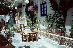 Naxos Island Cyclades Greece - Hora - Photos