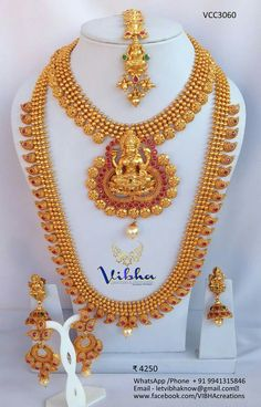Pin by Manasa Krishna on Jewellery Pinterest Indian gold