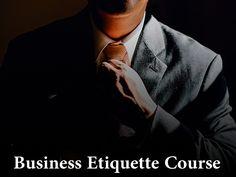 Business Etiquette Course in Sandton   #softskills #sandton #trainingcourses #businessetiquette