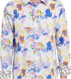 Shirt Sleeves, Long Sleeve Shirts, Robert Graham, Mens Clothing Styles, Style Me, Prince, Button Down Shirt, Men Casual, African