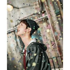 "BTS Reveals Huge First Set Of Concept Photos For ""You Never Walk... ❤ liked on Polyvore featuring bts, jin, hoseok, jimin and namjoon"