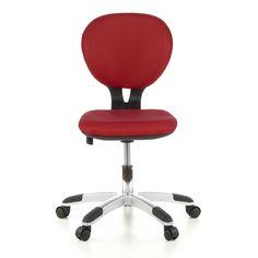 Kinder bureaustoel BILLY KID, rood - Kinder bureaustoelen - Bureaustoel 24 | Online Bureaustoelen Kopen – Bureau Stoelen, Bureau Stoel