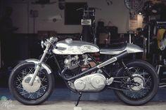 The Mighty Motor | Vintage, Classic, Custom Motorcycles, Coast to Coast via The Mighty Motor